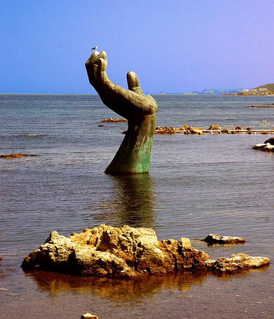 Раката на хармонијата Хомигот, Кореа