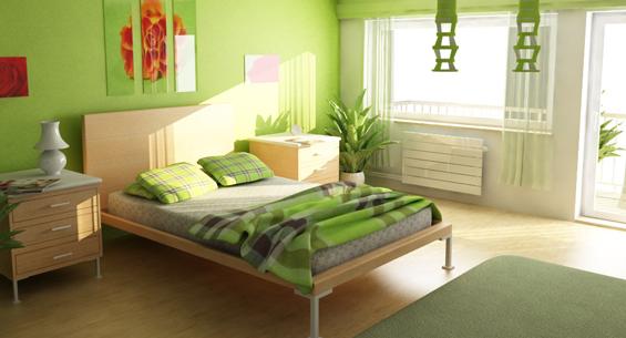 (1) Боите во домот го менуваат вашето расположение #1