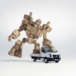 Креативни реклами за автомобили - Volkswagen Crafter