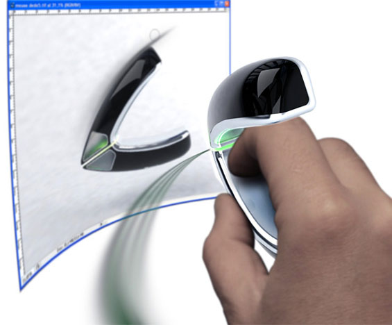 Компјутерско глувче кое работи и во воздух
