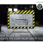 Креативни реклами за автомобили - Skoda Yeti