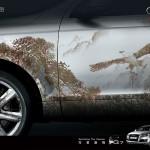 Креативни реклами за автомобили - Audi Q7