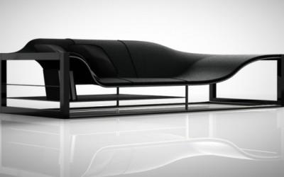 (0) Elegantna sofa inspirirana od konjot na Aleksandar Makedonski