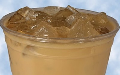 Ледени кафе снегулки (Iced Coffee Slush)