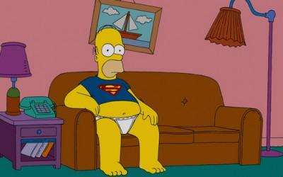 Хомер Симпсон и Супер Марио во реалниот живот