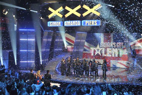 Најдобрите настапи на Britain's got Talent