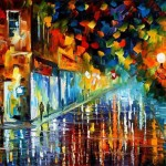 Живописната перспектива на Леонид Афремов