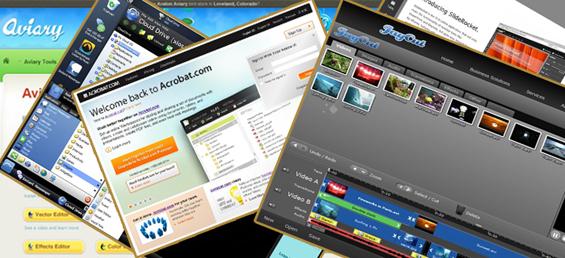 10 веб-алтернативи за програмите кои најчесто ги користите
