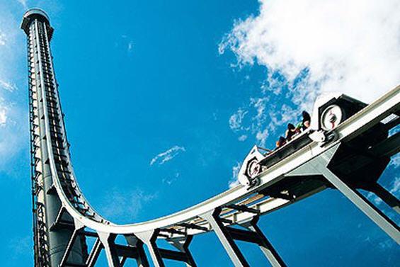 Највисоките ролеркостери во светот