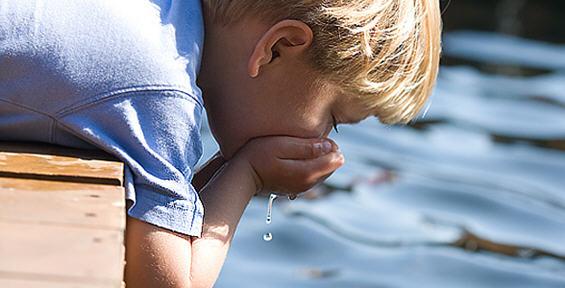 Вода за поздрав живот