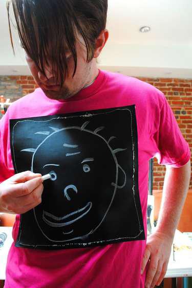 Една маичка со различна порака секој ден