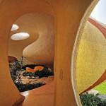 Куќа во форма на школка