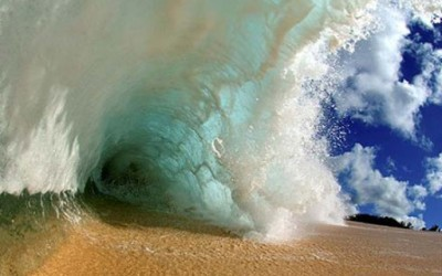 Неверојатни фотографии со бранови