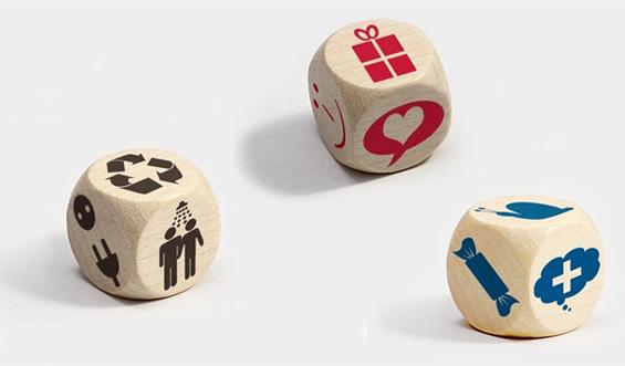 Стани подобра личност, со едноставно фрлање на коцките