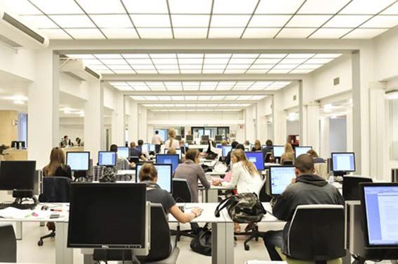 Најмодерната библиотека во светот