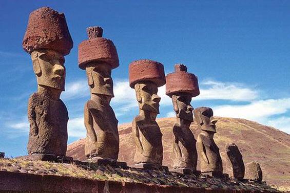 Мистериозни споменици низ светот