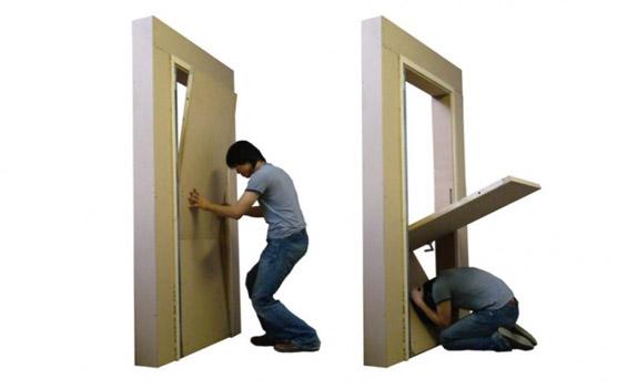 Врата која ќе ве заштити од земјотрес