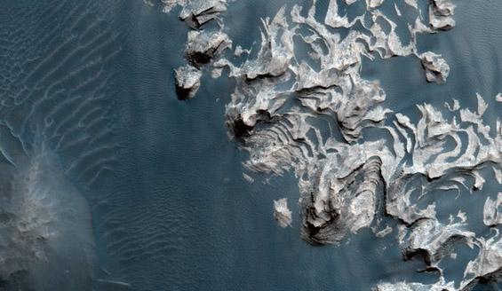 Неверојатни пејзажи од Марс