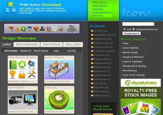 Уредете го вашиот десктоп со бесплатни икони по ваш вкус