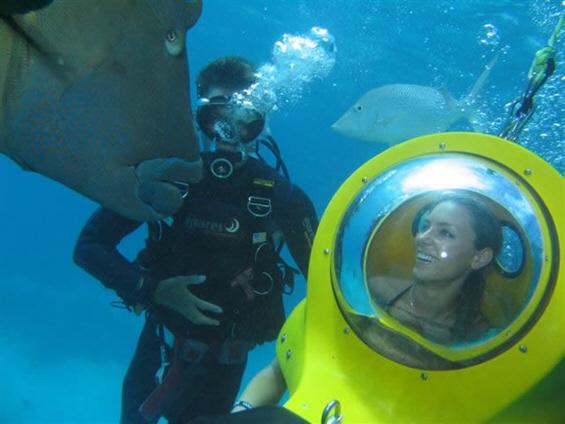 Скутер за под вода