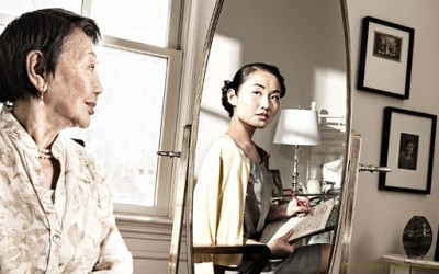 Огледало на спомени од младоста