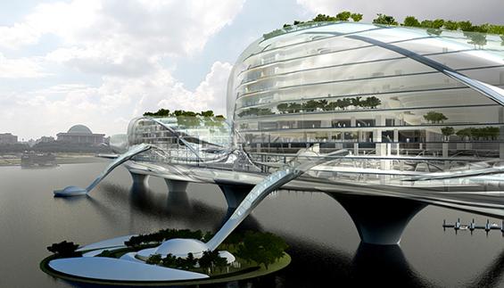 (3) Мост на иднината