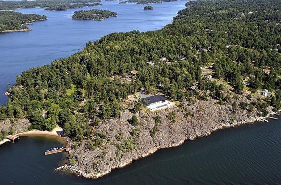 (10) Неверојатна куќа покрај езеро