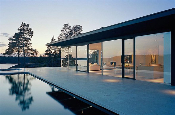 (5) Неверојатна куќа покрај езеро