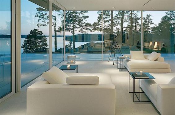 (8) Неверојатна куќа покрај езеро
