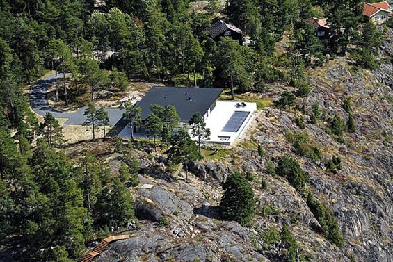 (9) Неверојатна куќа покрај езеро