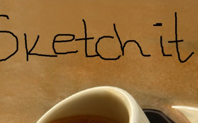 Фокусирајте ја вашата публика со Sketch it