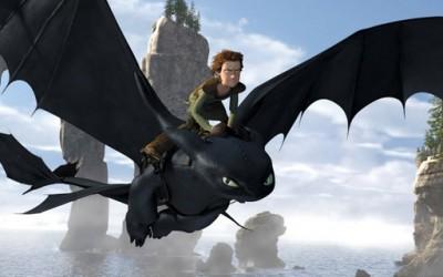 Како да издресираш змеј? (How To Train Your Dragon)