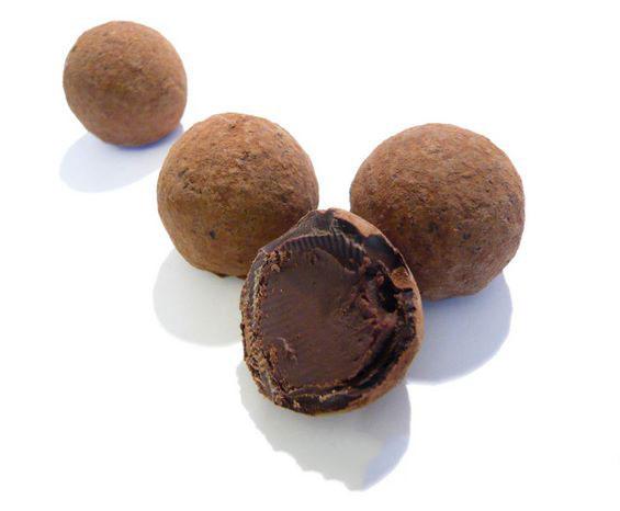 Чоколадни тартуфи