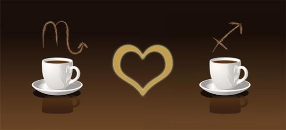 Скорпија и стрелец - љубовна комбинација