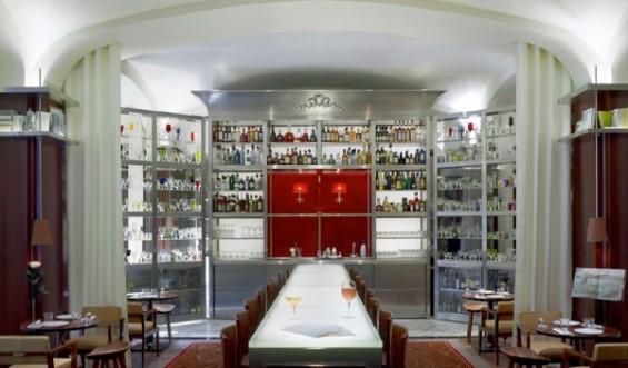 Хотел Le Royal Monceau, разгалувач на сите сетила