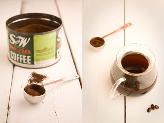 Елегантно кафе со коњак