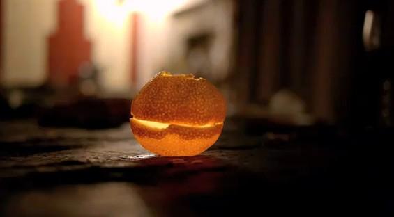 Како да направите свеќа од мандарина