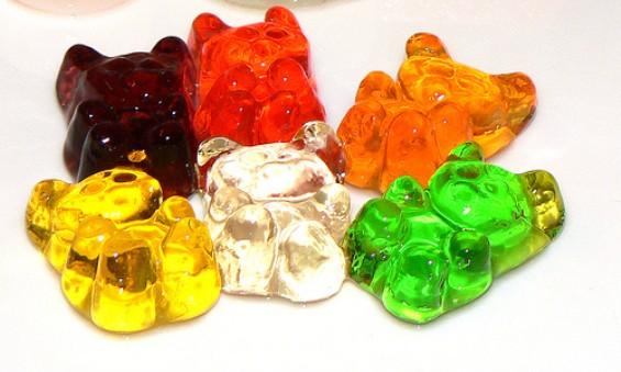 Пијани гумени бомбони