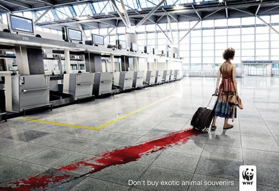 Шокантни реклами со силна порака