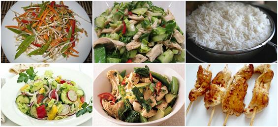 4 чекори за трошење 1200 калории дневно
