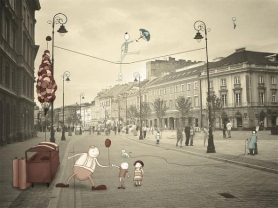 Имагинација на реални фотографии