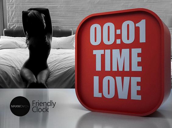 Пријателски настроен часовник