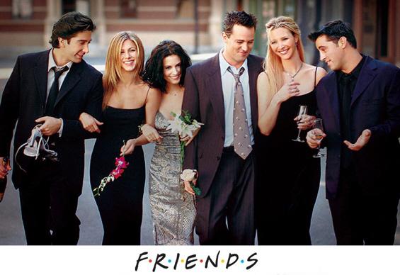 """Интересни факти за серијата """"Пријатели"""""""
