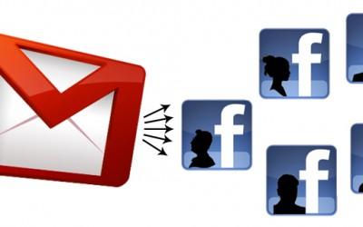 Повеќе профили на Фејсбук со една (џ)имејл адреса