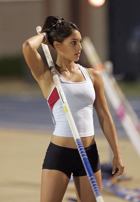 Најзгодните спортистки на сите времиња