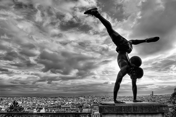 (1) Неверојатни црно-бели фотографии