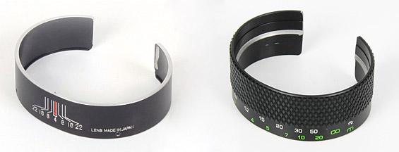 Накит од рециклирани фото-објективи