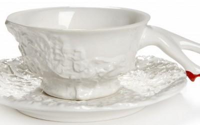 Елегантен сервис за чај