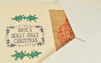 Рачно изработени новогодишни честитки