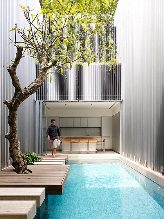 (3) Модерна и минималистичка куќа